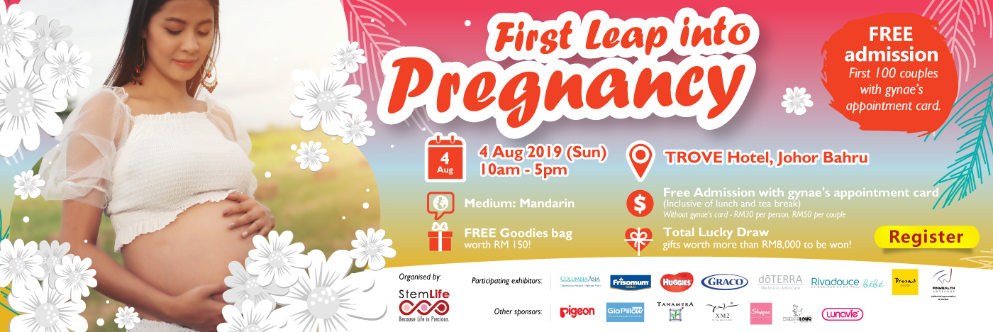 First Leap in Pregnancy - Johor